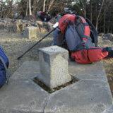 多摩で最高の場所「雲取山」