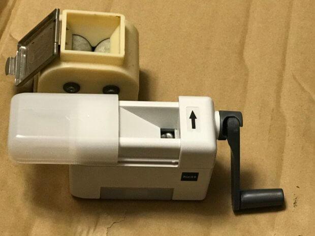 手動籾摺り機